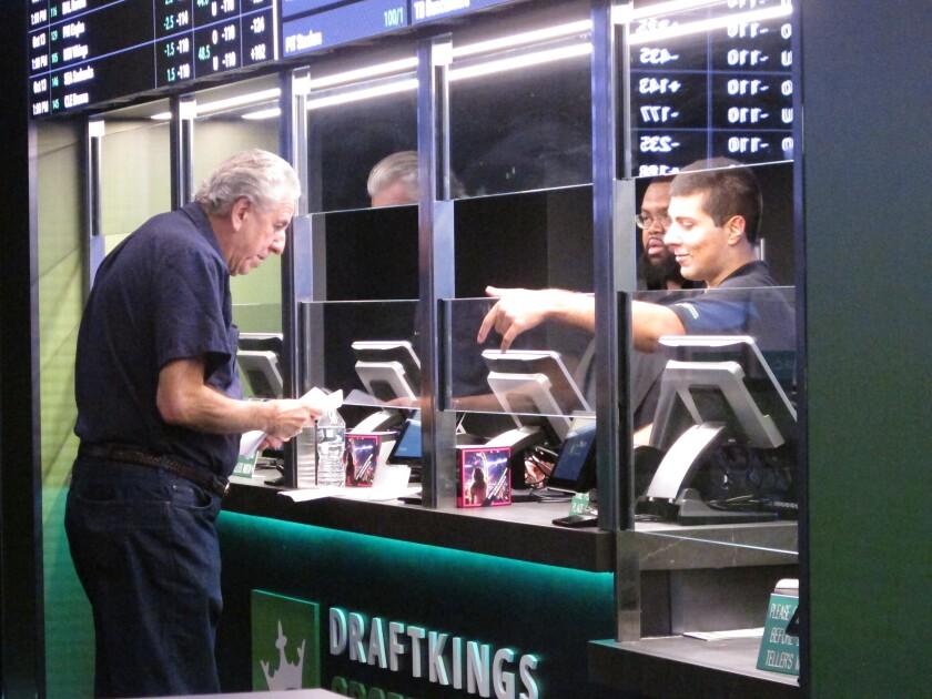 Sports Betting-NJ