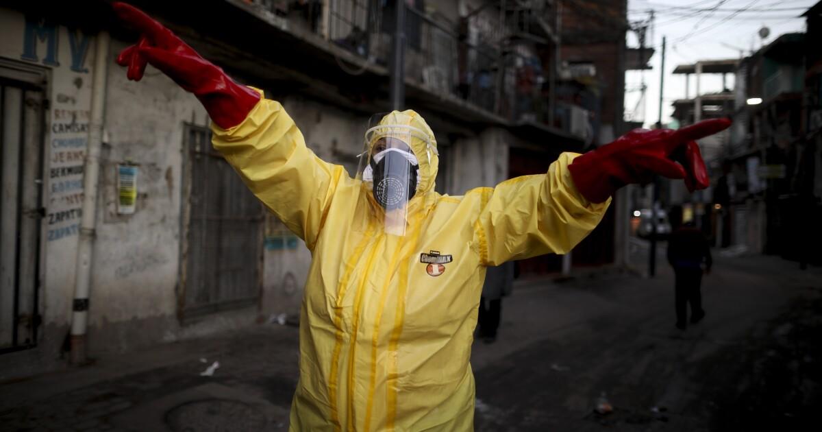 Argentina hits 1 million cases as coronavirus slams Latin America