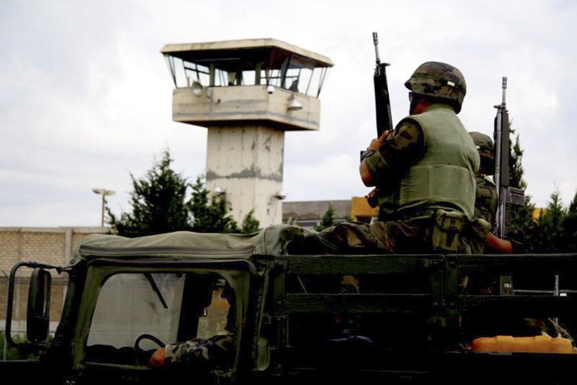 Mexico Prison Riot