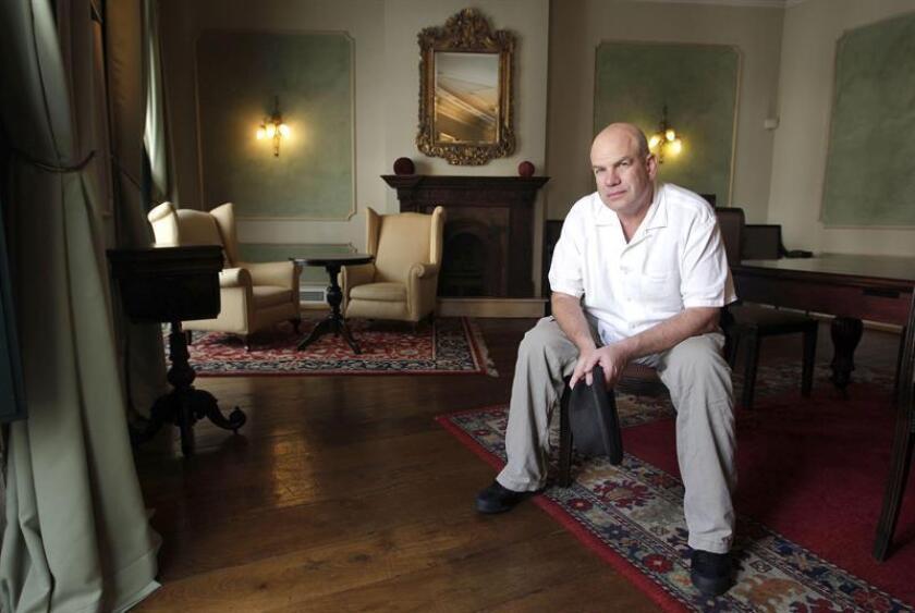 """Fotografía de archivo del escritor y productor estadounidense David Simon, creador de la aclamada serie de televisión """"The Wire"""". EFE/Archivo"""