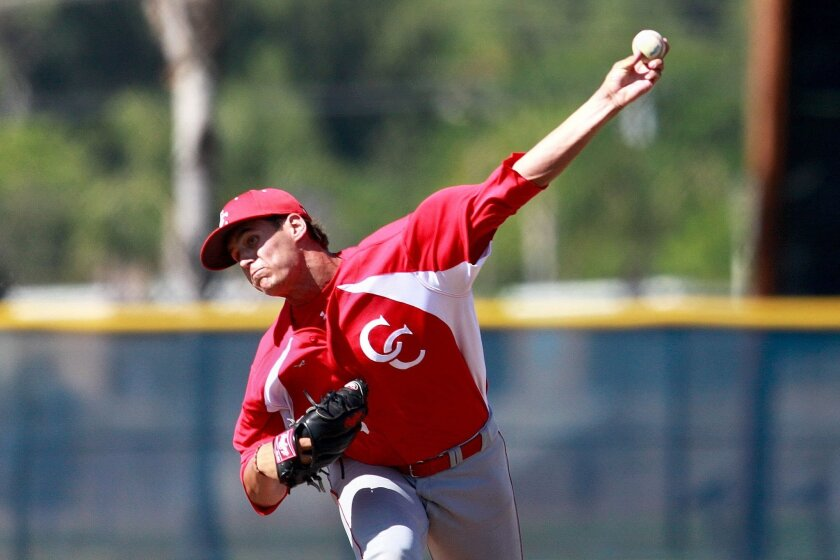 Cathedral Catholic senior Brady Aiken was chosen Player of the Year in baseball.