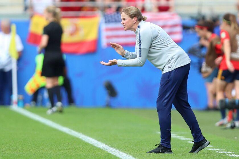FIFA Women's World Cup 2019, Reims, France - 24 Jun 2019