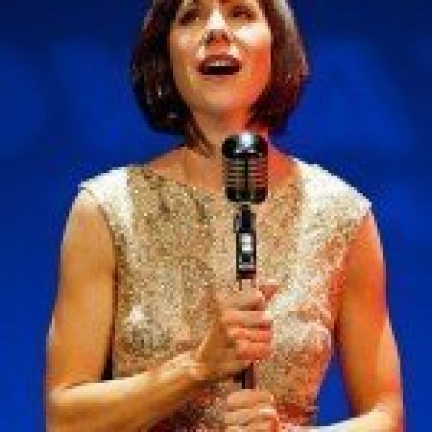 Superb talent and entertainment is in store for the audience this month too, with a performance Oct. 24 with Broadway star Susan Egan at the Village Church Fellowship Hall.