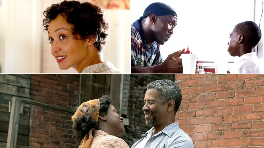 Diverse stories were celebrated by Golden Globes and SAG Awards voters