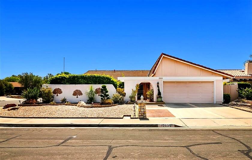 12635 Ocaso Drive, San Diego.