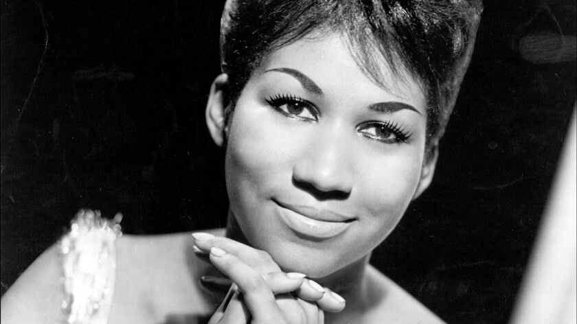 Singer Aretha Franklin was known for her hit songs — and her love for fashion. Over her five-decades-plus career, she often returned to her favorites: fur coats, over-the-top strapless gowns, colorful ethnic and tribal prints, and pearl necklaces.
