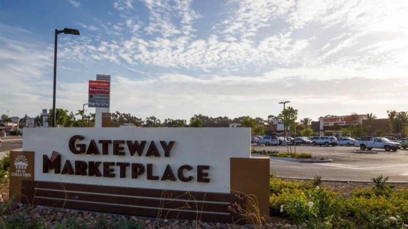 Chula Vista Gateway Marketplace continues to add new tenants to its shopping center.