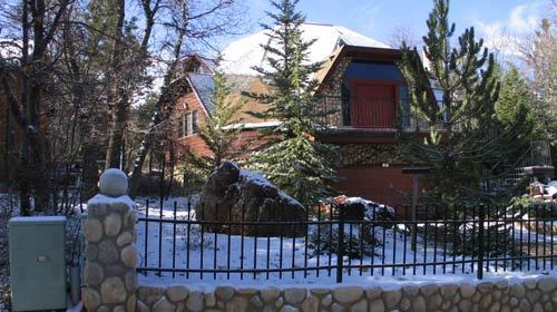 Home of the Week: A dome in Big Bear
