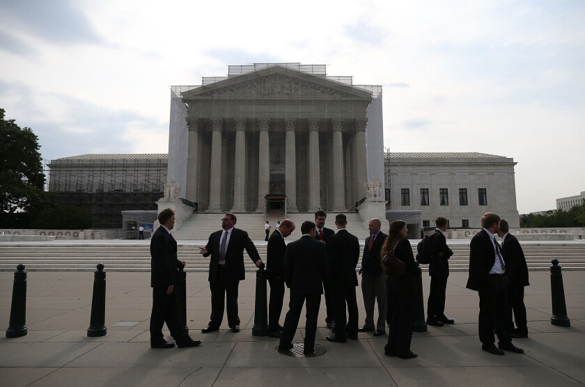 Supreme Court rules for generic drugs, against 'pay for delay'