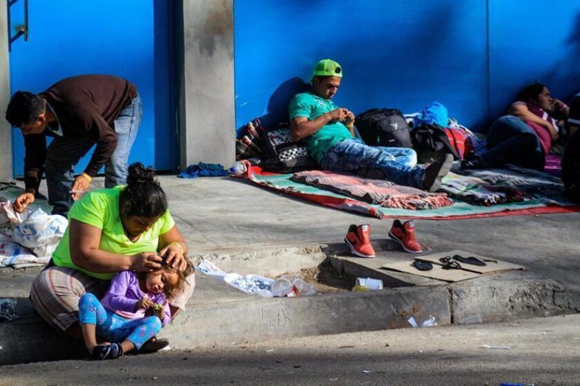 Abogados estadounidenses creen que migrantes tienen motivos para lograr asilo