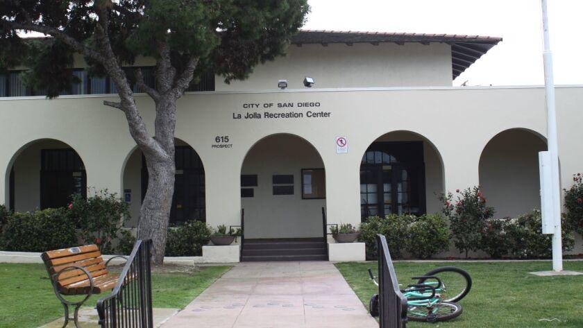 La Jolla Rec Center