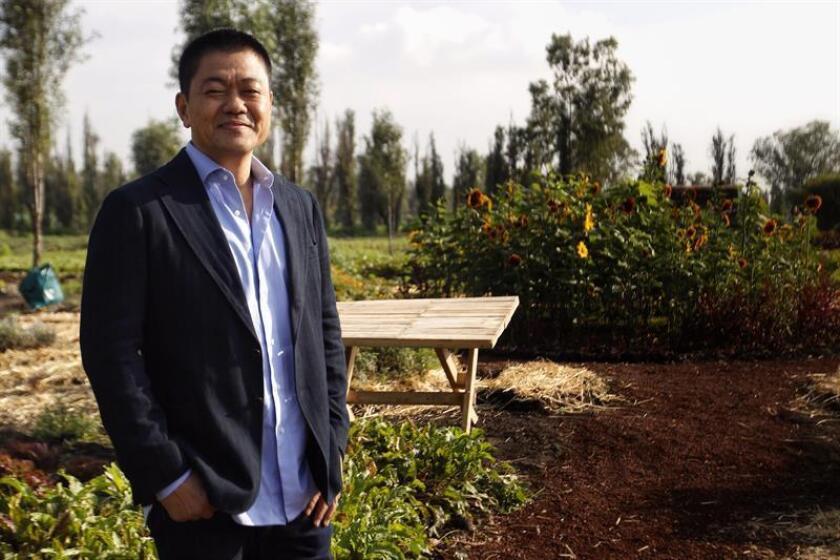 El chef japonés Yoshiro Narisawa. EFE/Archivo