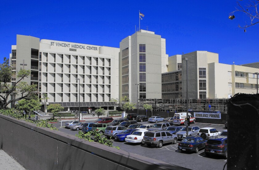 Catholic hospitals in California to be sold