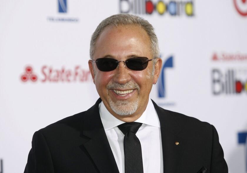 El productor musical Emilio Estefan ha tenido muchos logros.