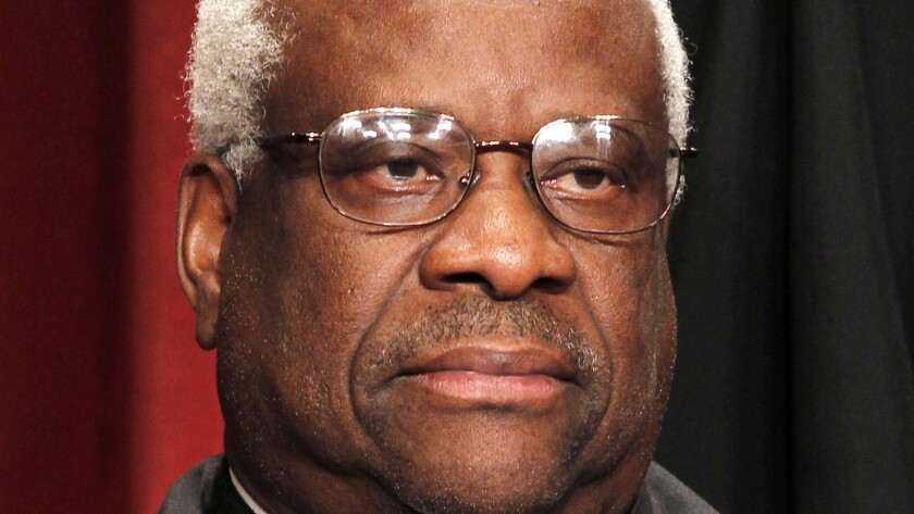 """Justice Clarence Thomas wrote: """"When a contract is silent as to the duration of retiree benefits, a court may not infer that the parties intended those benefits to vest for life."""""""