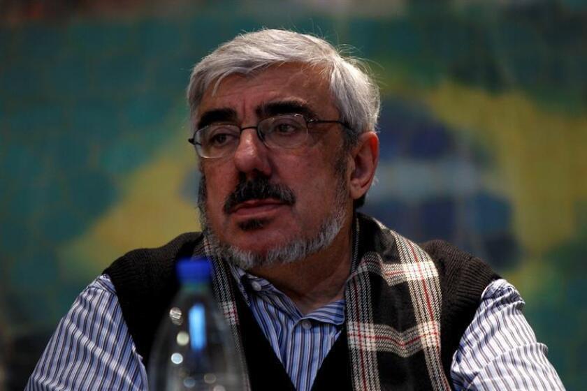 El exsecretario general de la Junta Nacional de Drogas (JND), Milton Romani. EFE/Archivo