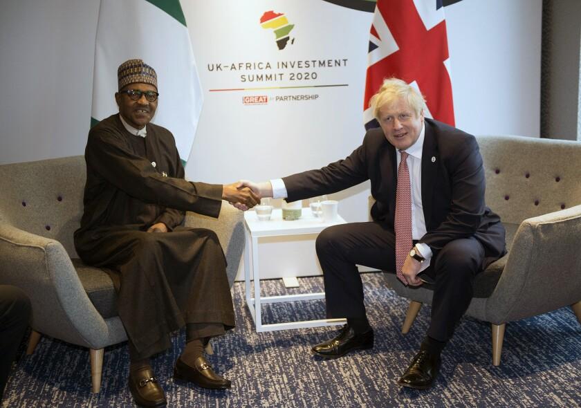 Britain Africa Summit