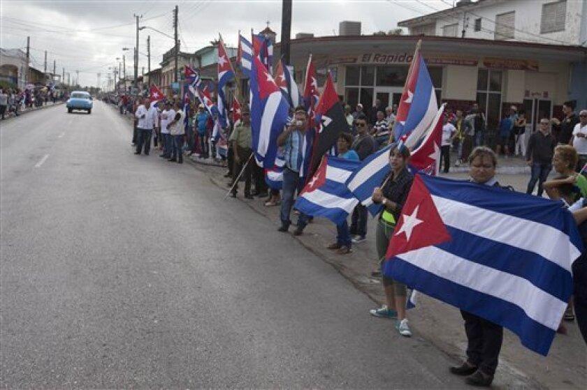 La muerte de Fidel Castro presenta una importante oportunidad para que el Gobierno cubano entable un diálogo con la Oposición.