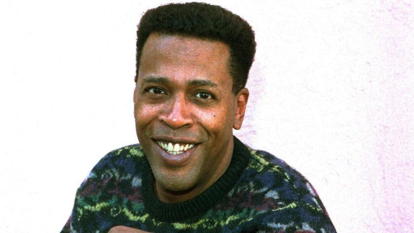 """Meshach Taylor (1947-2014) -- Best know for his role as ex-con deliveryman Anthony Bouvier in the hit 1980s sitcom """"Desiging Women."""""""