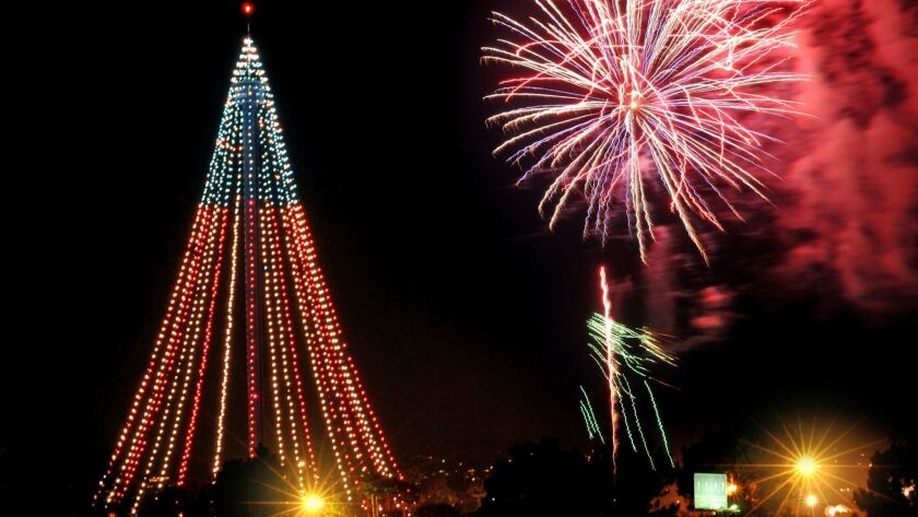 SeaWorld San Diego offers incredible fireworks during Summer Nights and other special events through