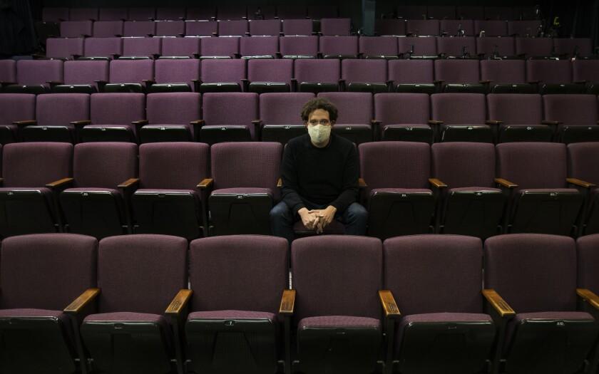 David Kurs of Deaf West Theatre