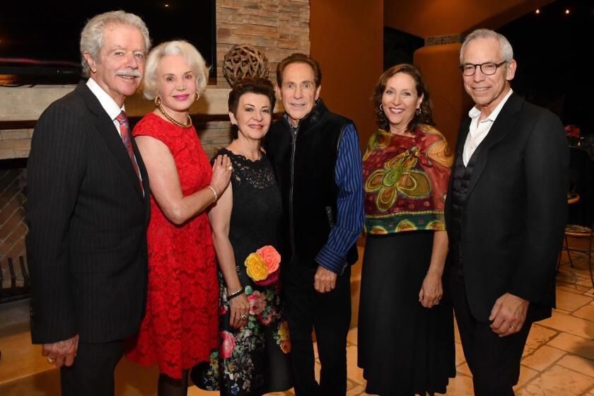 Noche Espanola event held in support of San Diego Opera