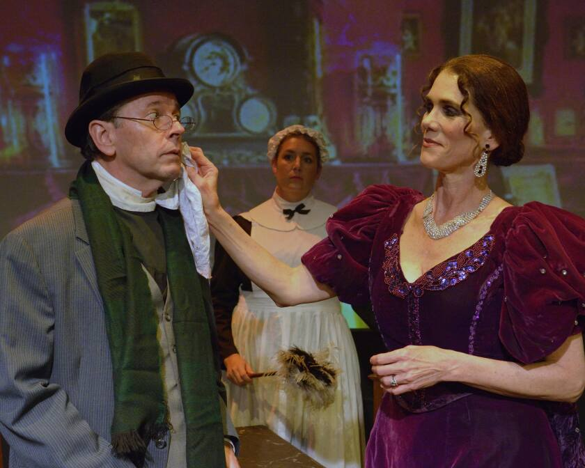 On Theater: The game's afoot with 'Sherlock' in Newport