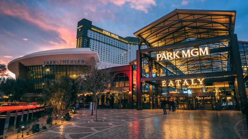 Park MGM dan NoMad di Las Vegas akan dibuka kembali pada 30 September.