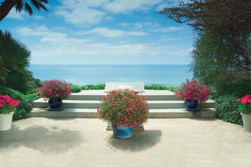 Meditation gardens in Encinitas