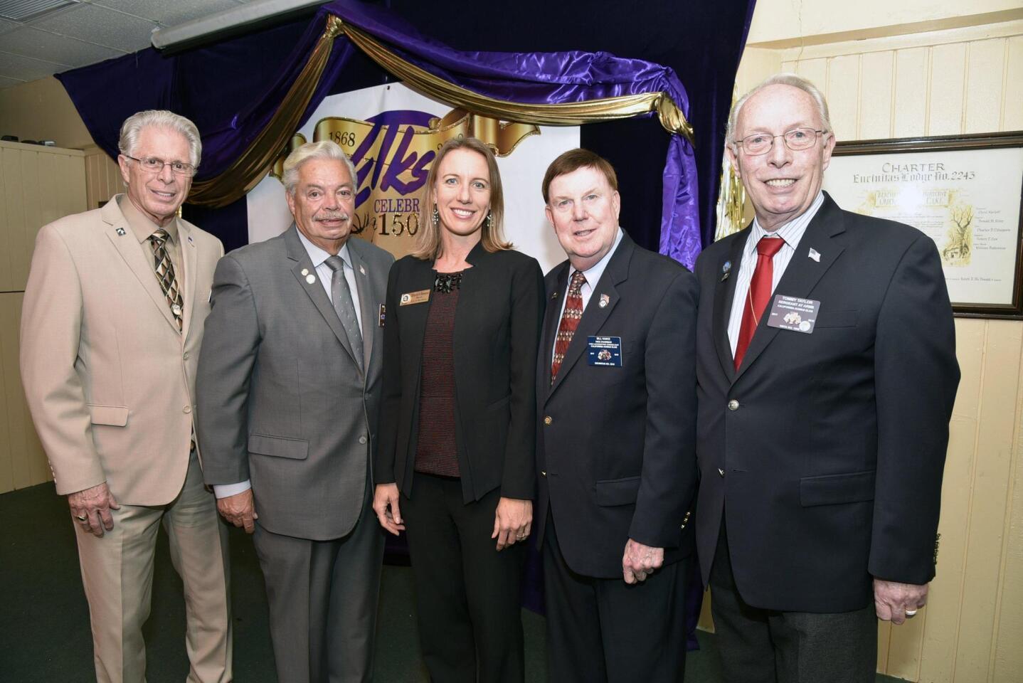 Encinitas Elks Lodge Celebrates 150 Years of Service