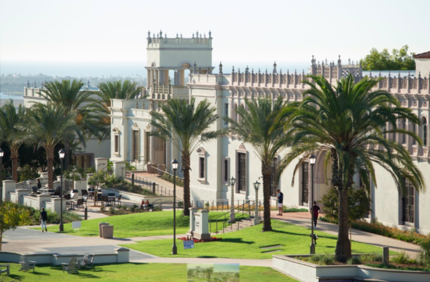 The University of San Diego