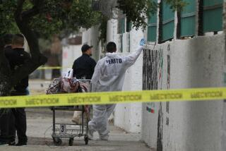 LA 90: Killings rise anew in Tijuana, a city haunted by years of violence
