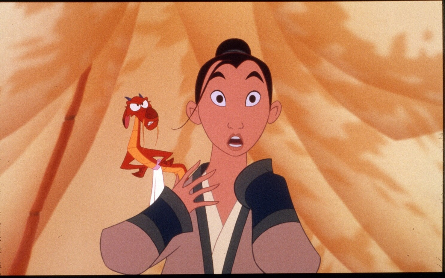 Commentary Why I M Not A Fan Of Disney S 1998 Mulan Los Angeles Times