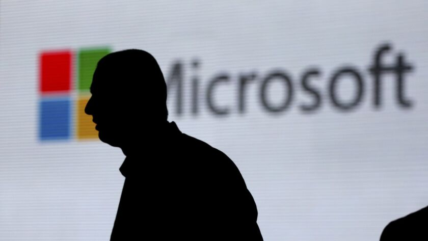 Microsoft identified five fake websites created by a group tied to the Russian government.