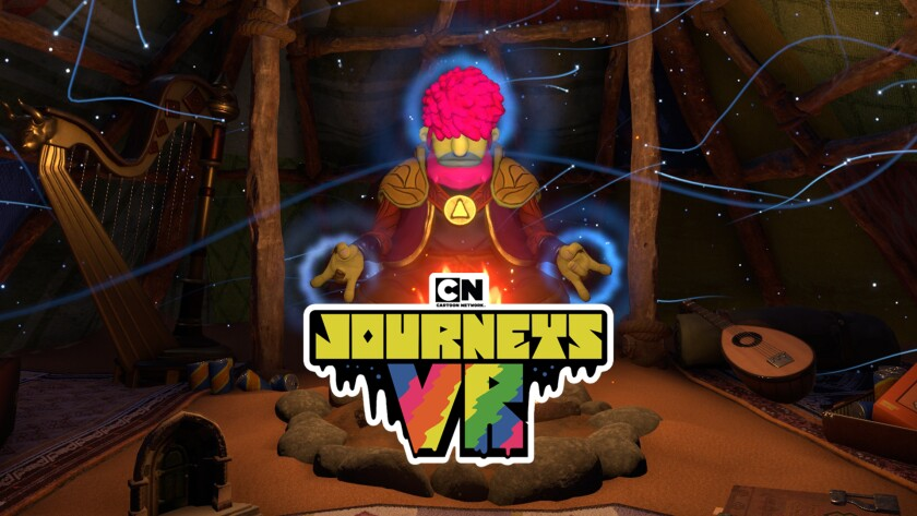 Gormlorm in 'Cartoon Network Journeys VR'