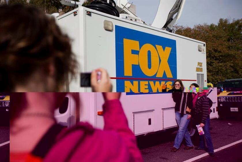 Fox News Latino, el intento de acercarse a la comunicad hispana del canal conservador Fox News, anunció hoy el cierre tras seis años de emisión en internet en inglés y español. EFE/EPA/ARCHIVO