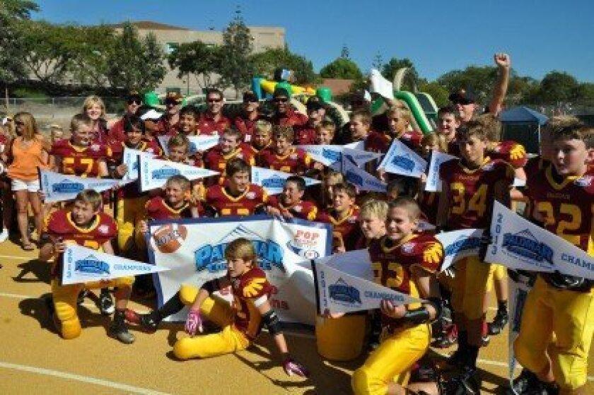 2013 PW Falcon Palomar Conference Champions(2).JPG