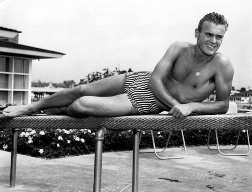 "Scene from ""Tab Hunter Confidential."""