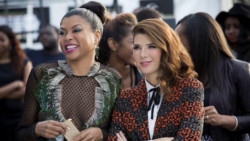 """Only Fox is seeing a season-to-date gain in live viewing, thanks largely to the return of its hot series """"Empire,"""" picutred."""