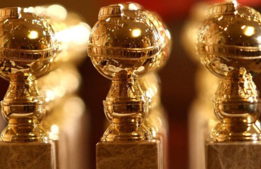 The 78th Golden Globe Awards will be handed out Feb. 28.