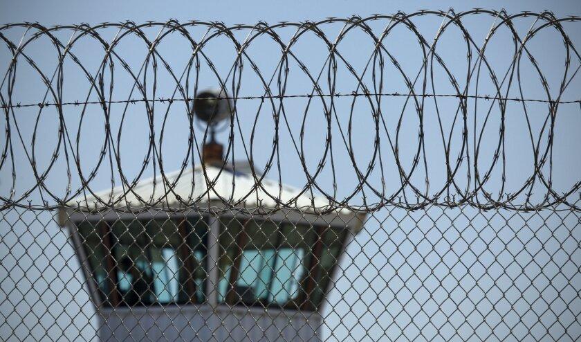 Richard J. Donovan Correctional Facility in Otay Mesa.