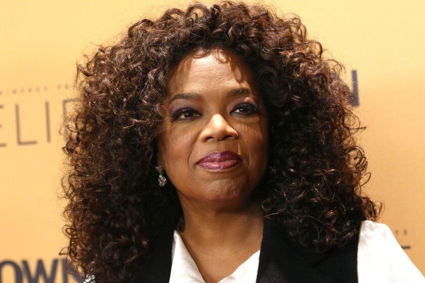 """Oprah Winfrey will star in HBO's adaptation of the book """"The Immortal Life of Henrietta Lacks."""" But who will play author Rebecca Skloot?"""