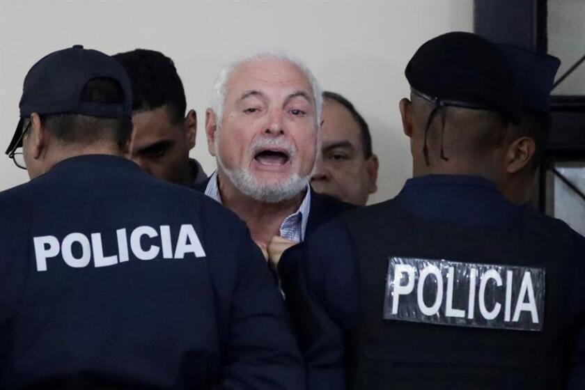 El expresidente de Panamá Ricardo Martinelli. EFE/Archivo