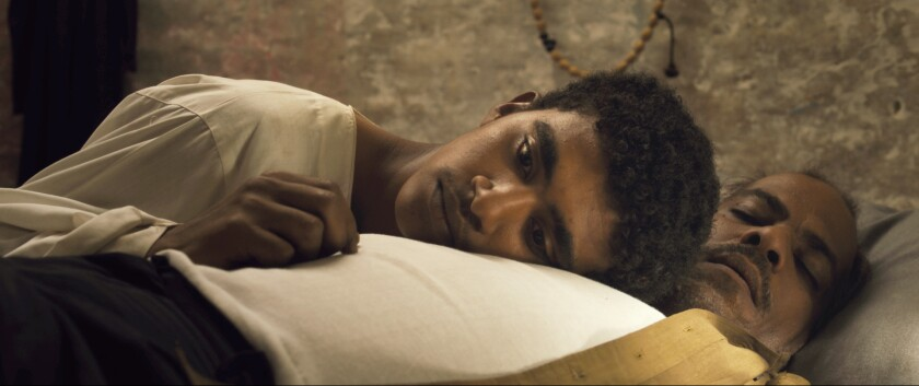 """This photo provided by Pyramide Films, shows a scene from the film """"You Will Die at Twenty."""" For the first time, Sudan has a contender for the Oscars. The film 'You Will Die at Twenty' based on a short story by Sudanese novelist Hammour Ziyada, is competing for the Best International Feature film at the Academy Awards."""