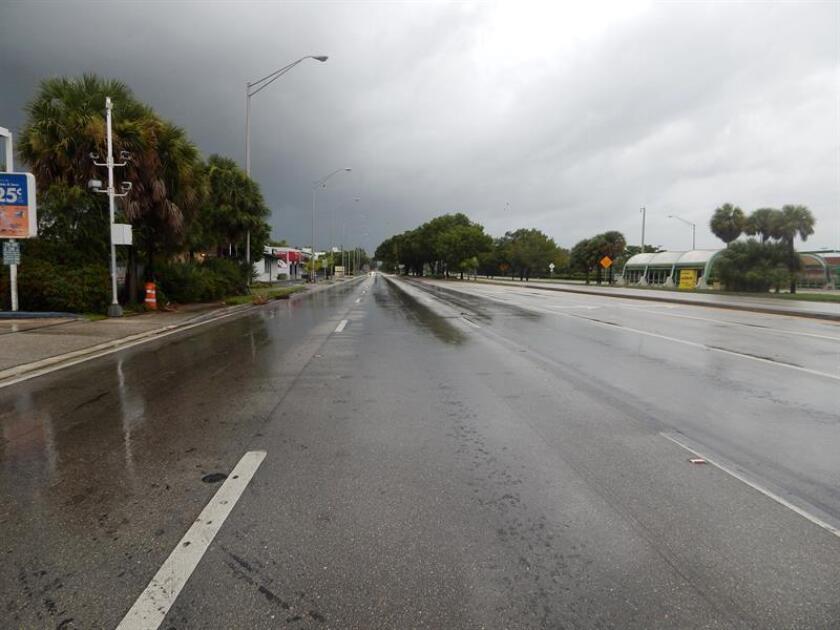 """Al menos dos personas murieron y una desapareció este fin de semana en el medio oeste de EE.UU. debido a las inundaciones """"históricas"""" provocadas por el paso de un llamado """"ciclón bomba"""", una tormenta similar a un huracán, que generó profundos daños a la infraestructura en varios estados. EFE/Archivo"""