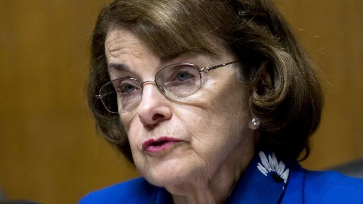 12++ Dianne Feinstein Young