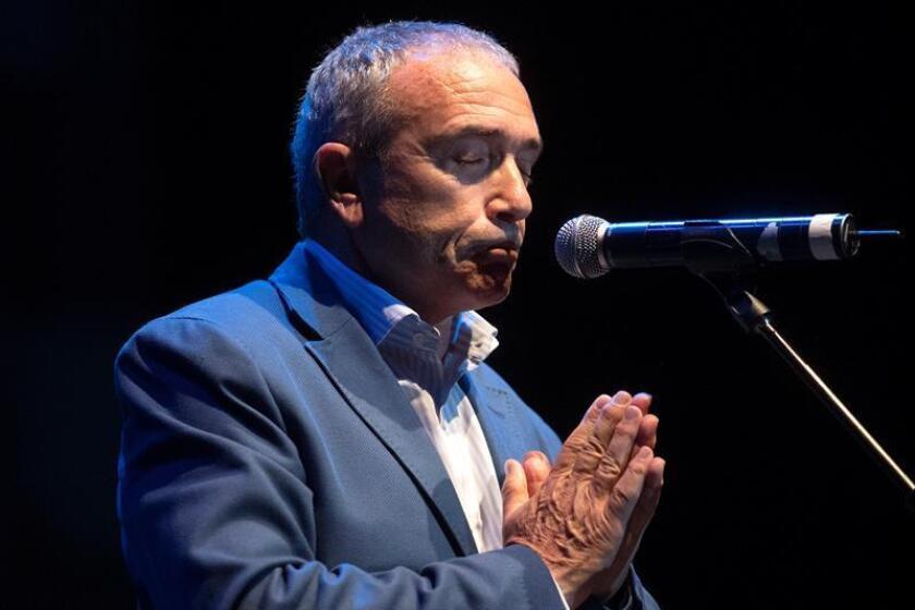 El cantante Tony Bennett durante un concierto. EFE/Archivo
