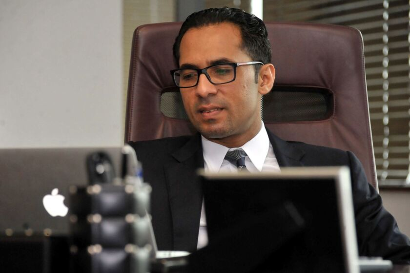Billionaire Mohammed Dewji, shown in this undated photo, was kidnapped Thursday by gunmen in Tanzania.