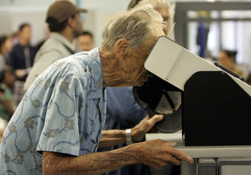 CHP program to help officers assess elderly drivers - The