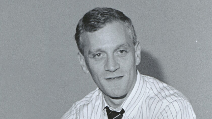Lyricist Howard Ashman